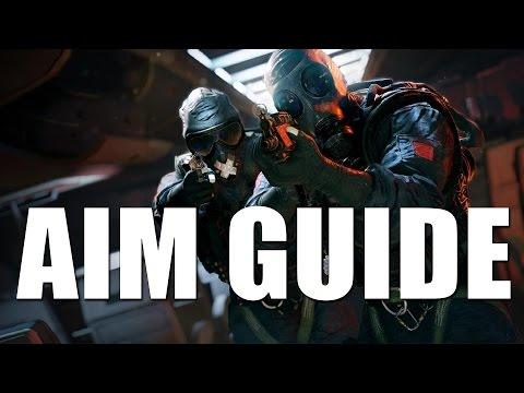 Rainbow Six Siege Aim and Mouse Guide