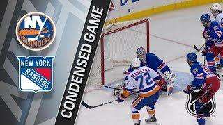 New York Islanders vs New York Rangers January 13, 2018 HIGHLIGHTS HD