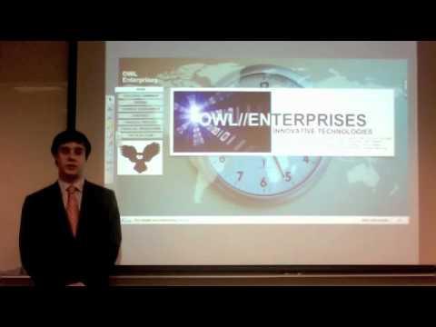 Venture Capital Request for OWL Enterprises