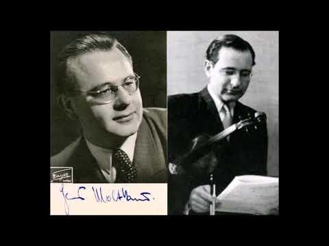 "Brahms ""Violin Concerto"" Peter Rybar/Hans Moltkau"