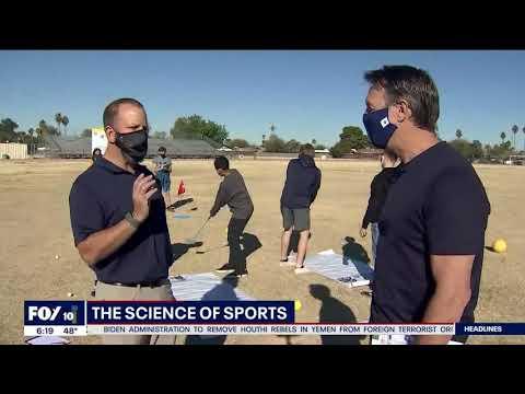 Fox10 Phoenix: STEM Football and STEM Golf at Mesquite Junior High School