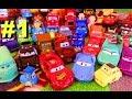 Тачки Моя Коллекция 1 Молния Маквин Мэтр и их Друзья Мультики про Машинки для Детей mp3