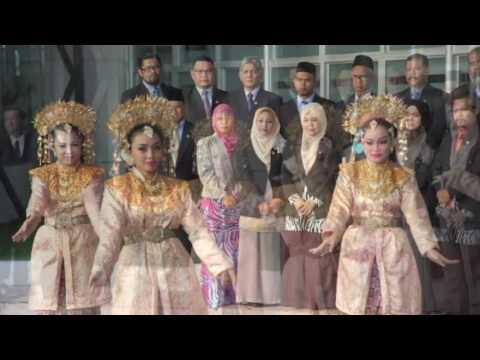 video Khusus untuk para tamu rombongan Malindo MBCC