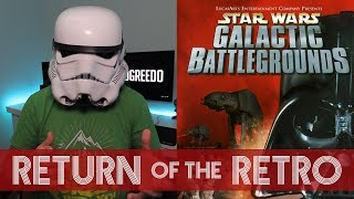 Star Wars: Galactic Battlegrounds REVIEW - Return of the Retro #07