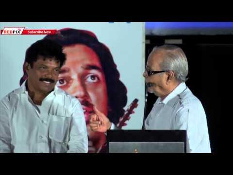 K. Balachander's Final Day  Speech - KB On Music Composer M. S. Viswanathan