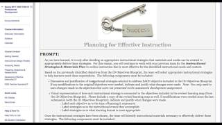 developing effective instruction module introduction