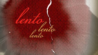 Eva Ruiz - Lento feat. Cruz Cafuné, InnerCut (Lyric Video)