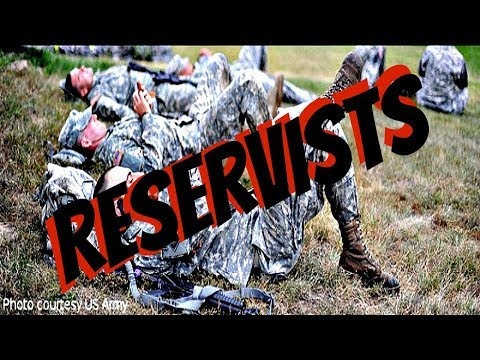 Active Duty Marine's Thoughts on Reservists