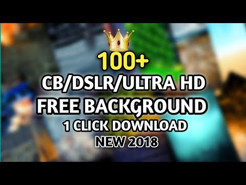 How to download new background 2018| dslr portrait hd