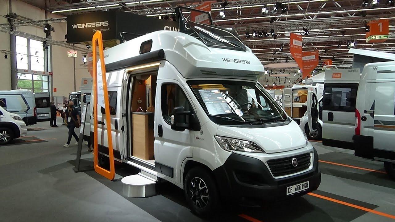 2021 Weinsberg CaraBus 540 MQ - Exterior and Interior ...