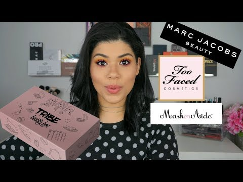 Tribe Beauty Box | AWESOME NEW MAKEUP SUBSCRIPTION