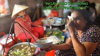 Vật vã ăn tô bánh canh chồm hổm 30 năm ở Sài Gòn
