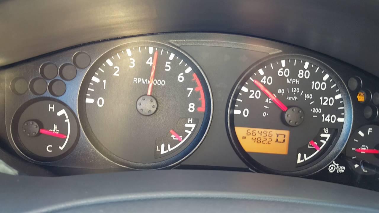 2010 Frontier 4 0 V6 0-60 Acceleration
