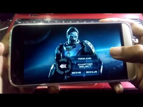 Mass Effect Infiltrator Part1 OLD IS GOLD Android 7.0 Nougat Snapdragon 820 Gameplay
