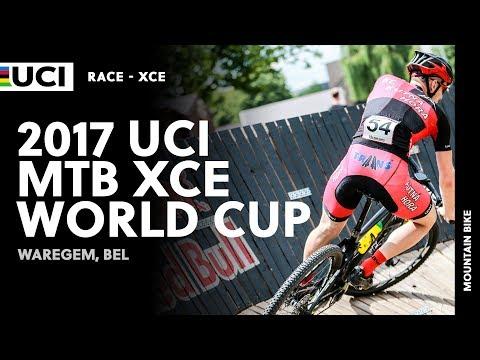 2017 UCI Mountain Bike XCE World Cup  Waregem BEL
