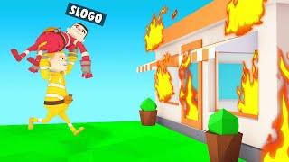 I SET SLOGOS HOUSE On FIRE! (Embr)