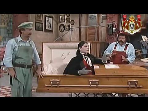 Шоу Братьев Марио Второй сезон - Циничное убийство молотком - заказ Дона Карлеоне!