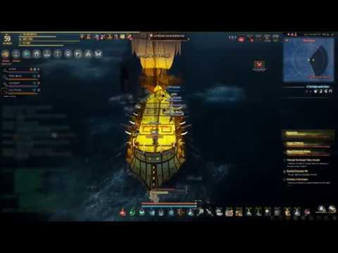 Black Desert Online - Sailing tricks [Boat control]