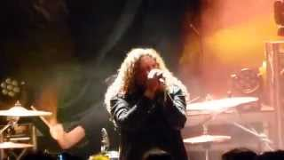 Download RHAPSODY OF FIRE | Rising from tragic flames + Land of Immortals Live @Paris Trabendo 09.04.2014 MP3 song and Music Video