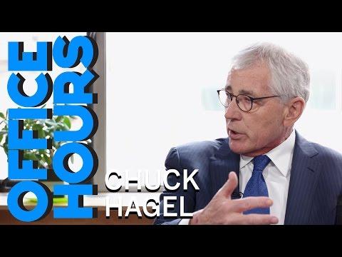 Chuck Hagel: The Bowe Bergdahl Swap