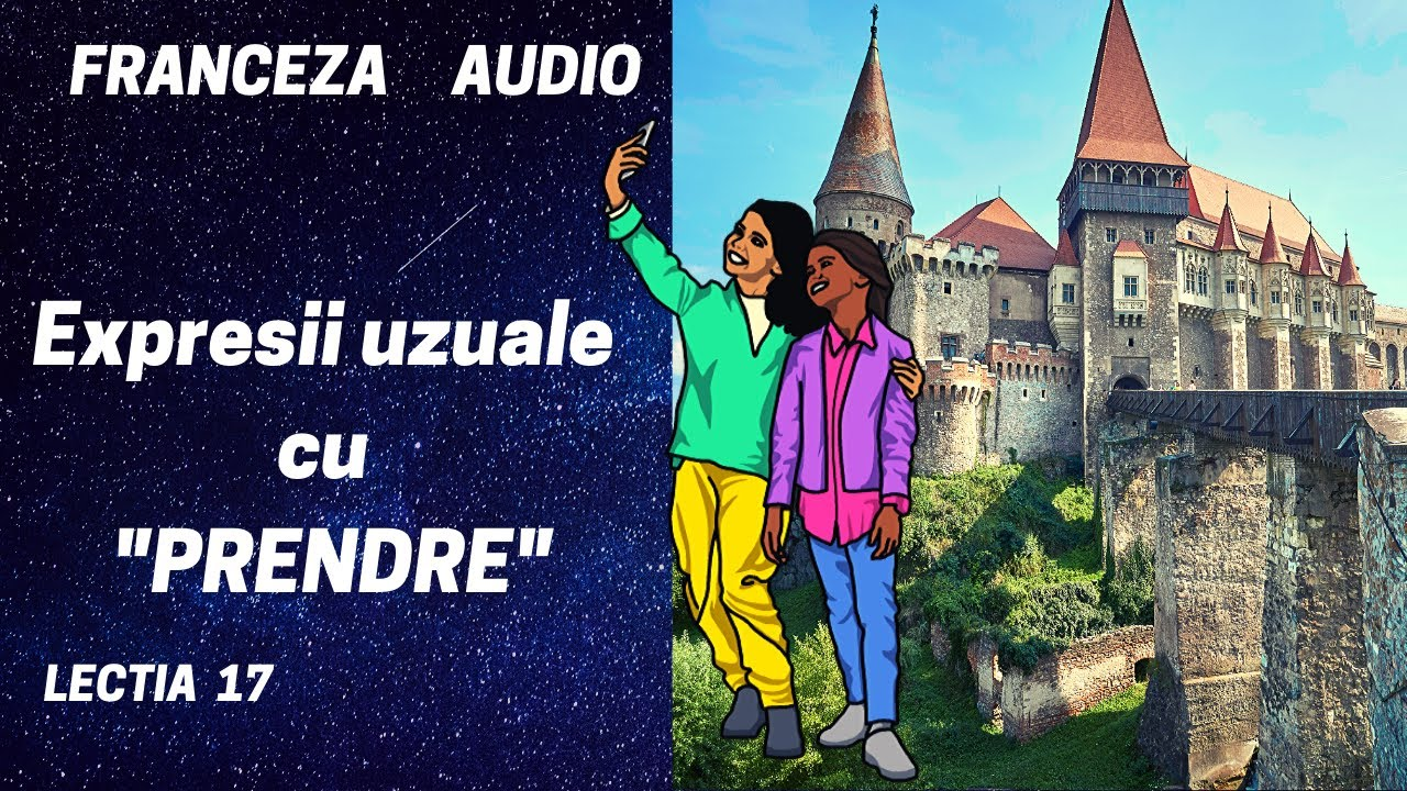 Franceza AUDIO (17) - Expresii uzuale  in franceza cu