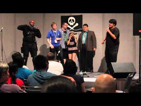 [AX 2014] Ultimate Karaoke Fighting Championships - Cutie Honey