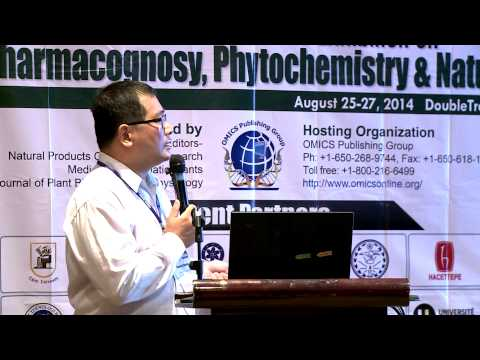Guan-Cheng Huang | Fooyin University | Taiwan | Pharmacognosy 2014 | OMICS International
