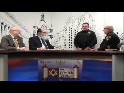 The Jewish View-Michael Zurlo, Sheriff, Saratoga County