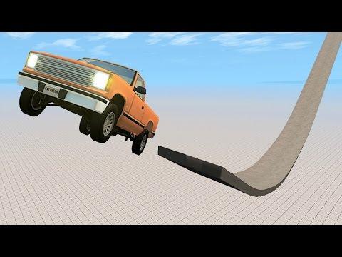 BRUTAL SLOPES! (BeamNG.Drive)