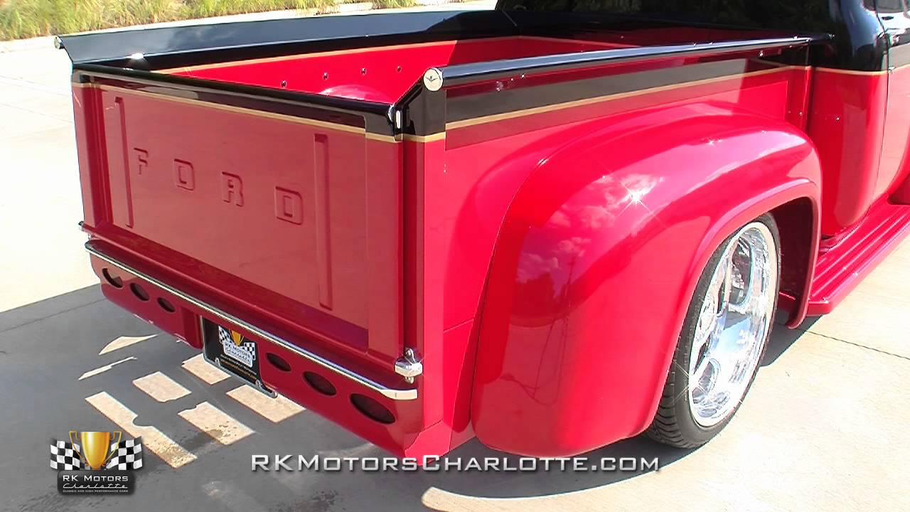 small resolution of 56 ford f100 side profile