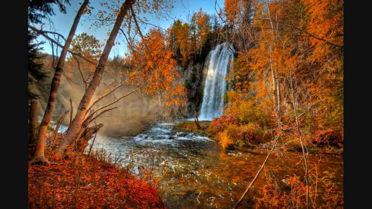 Free Wallpaper Fall Scenes West River South Dakota Autumn 2012 Youtube
