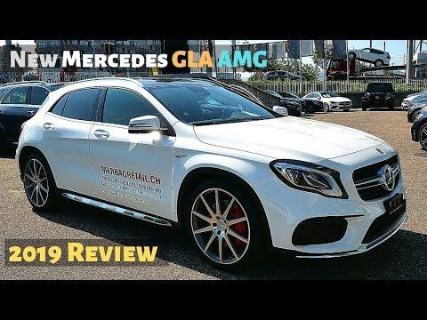 New Mercedes GLA AMG 2019 Review Interior Exterior