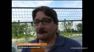 Servizio di barbara apicella sul trofeo della pace andato in onda il 24.6.14 nel tg monzabrianza tv