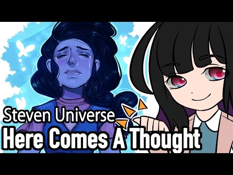 (Mikutan & Adriana Figueroa) Here Comes a Thought [Steven Universe]