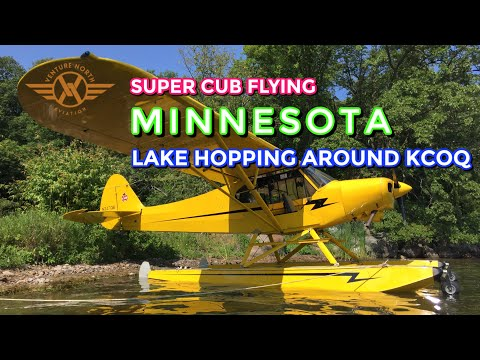 Bush Pilot Seaplane Flying & Rating Northern Minnesota