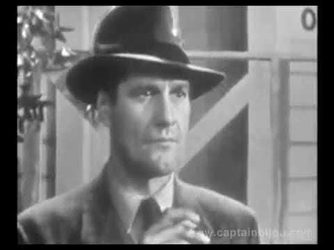 1951 MARTIN KANE, PRIVATE EYE TV show Lloyd Nolan A Jockey is Murdered 9/25/52