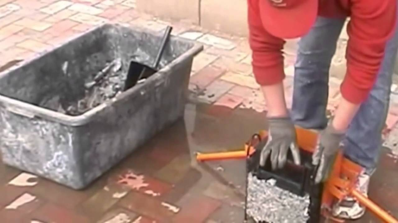 Топливные брикеты своими руками - YouTube