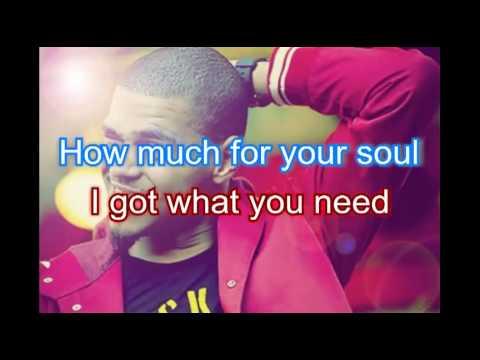 J. Cole - Rich Niggaz W/ Lyrics