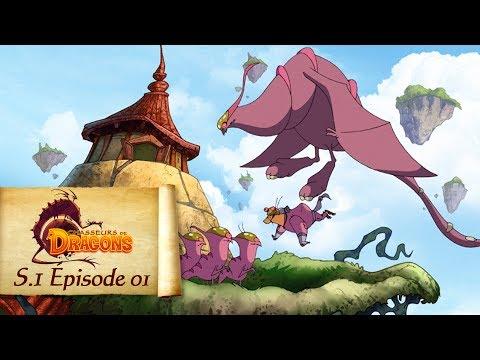 Chasseurs de dragons  Episode 01 : Son nom est Dragon