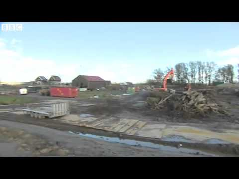 Flood proof homes the Dutch way