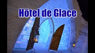 Hôtel de Glace | Quebec City, QC