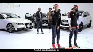 [LYRICS] (Kid Luca stukje) Lil Saint en de Fashion Gang Spitsessie CCCXLII Zonamo Underground