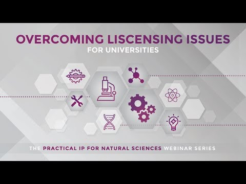 Overcoming Licensing Issues for Universities