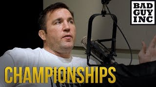 3 Championship Fights - why is Colby Covington not one of them?