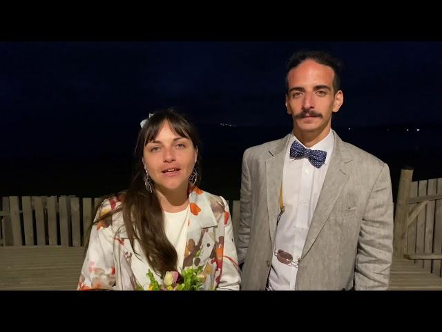 Javiera y Felipe