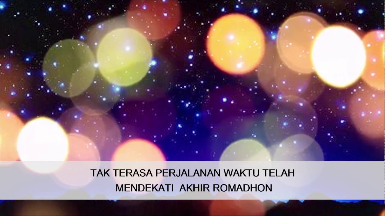 Puisi Perpisahan Kreasi Santri Ramadhan Youtube