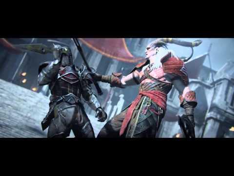 Dragon Age All Cinematic Trailer
