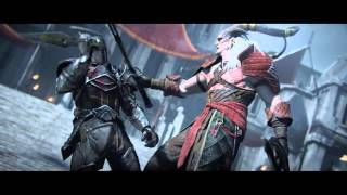 Dragon Age All Cinematic Trailer