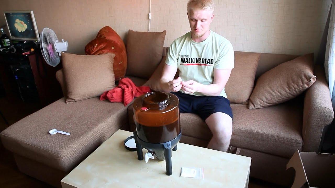 Домашние пивоварни видео самогонный аппарат для дачи своими руками