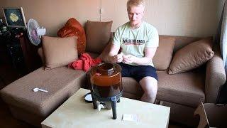 видео Мини-пивоварни